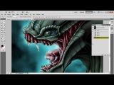 Серия Photoshop уроков по цифровому рисованию (для начинающих). Урок 6