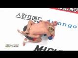 Федор Емельяненко против корейского гиганта Хонг Ман Чоя!!! (HD 720)